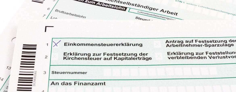 Ausgewählte Fragen zur Einkommensteuererklärung 2020